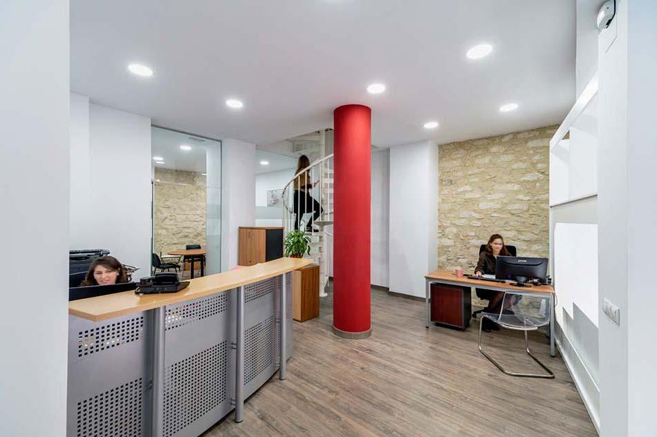oficinas Reformaslaquant