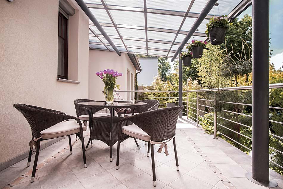 techo terraza
